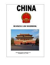 China Business Law Handbook