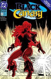 Black Canary (1992-) #2