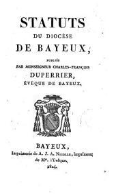 Statuts du diocèse de Bayeux