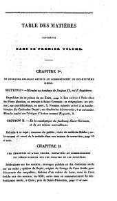 Des Erreurs et des préjugés répandus dans les dix-huitième et dix-neuvième siècles: Volume1