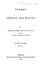 Turkey, Greece and Malta