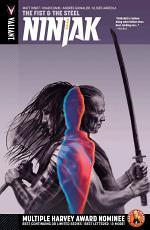 Ninjak Vol. 5: The Fist & The Steel TPB