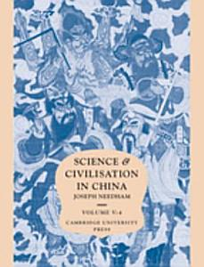 Science and Civilisation in China  Volume 5  Chemistry and Chemical Technology  Part 4  Spagyrical Discovery and Invention  Apparatus  Theories and Gifts Book