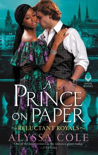 A Prince on Paper Book