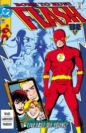 The Flash (1987-) #65