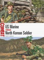 US Marine vs North Korean Soldier
