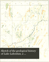 Sketch of the Geological History of Lake Lahontan, a Quaternary Lake of Northwestern Nevada