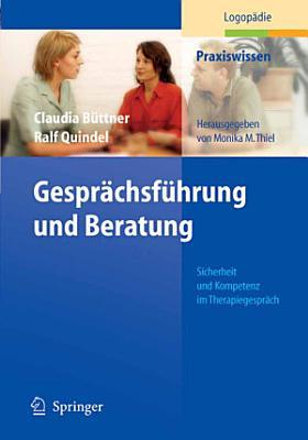 Gespr  chsf  hrung und Beratung PDF