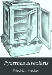 Pyorrhea alveolaris