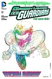 Green Lantern: New Guardians (2011-) #17
