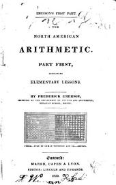 The North American Arithmetic: part first, Part 1