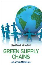 Green Supply Chains PDF