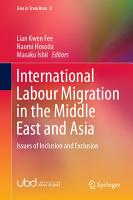 International Labour Migration in the Middle East and Asia PDF