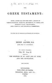The Greek Testament: Volume 4, Part 2