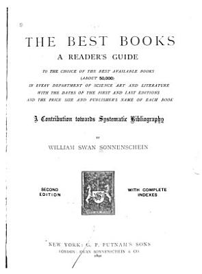 The Best Books PDF
