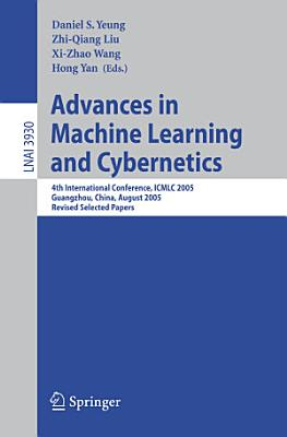 Advances in Machine Learning and Cybernetics PDF