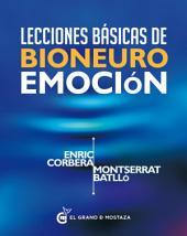 Lecciones básicas de Bioneuroemoción
