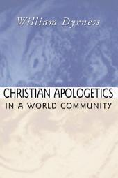 Christian Apologetics in a World Community