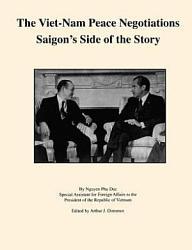 The Viet Nam Peace Negotiations Book PDF