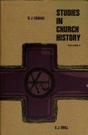 Studies in Church History Volume V