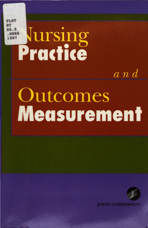 Nursing Practice and Outcomes Measurement PDF