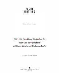 Designer Knits PDF