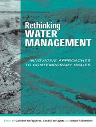 Rethinking Water Management Book PDF