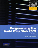 Programming the World Wide Web 2009
