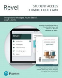 Revel for Interpersonal Messages Communication and Relationship Skills    Combo Access Card PDF