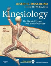 Kinesiology - E-Book: The Skeletal System and Muscle Function, Edition 2