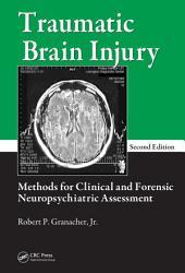 Traumatic Brain Injury PDF