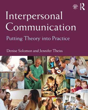 Interpersonal Communication PDF