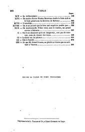 Salvator: suite et fin des Mohicans de Paris, Volume3
