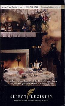 Select Registry Distinguished Inns of North America 17th Edition PDF