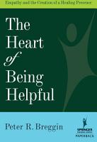 Heart of Being Helpful PDF