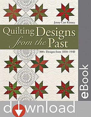 Quilting Designs From The Past PDF