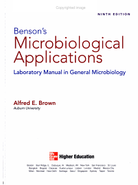 Benson S Microbiological Applications