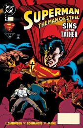 Superman: The Man of Steel (1991-2003) #47
