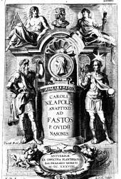 Caroli Neapolis Anaptyxis ad Fastos P. Ovidii Nasonis