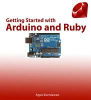 Getting Started with Arduino and Ruby PDF