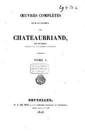 Essai historique, politique et moral sur les révolutions anciennes et modernes: Volume1