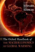 The Oxford Handbook of the Macroeconomics of Global Warming PDF