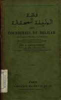 Les fourberies de Delilah PDF