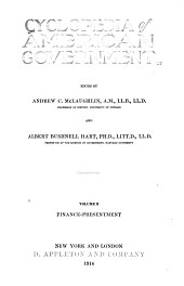 Cyclopedia of American Government: Volume 2