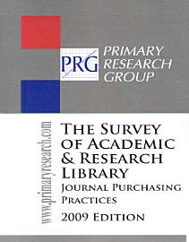 Survey of Academic   Research Library Journal Purchasing Practices PDF