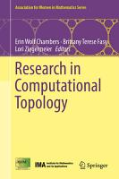 Research in Computational Topology PDF