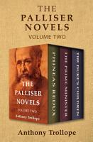The Palliser Novels Volume Two PDF