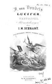 J. van Vondels Lucifer: treurspel