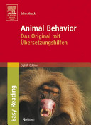 Animal Behavior  Das Original mit   bersetzungshilfen  Easy Reading Edition PDF