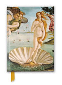 Sandro Botticelli  The Birth of Venus  Foiled Journal  PDF